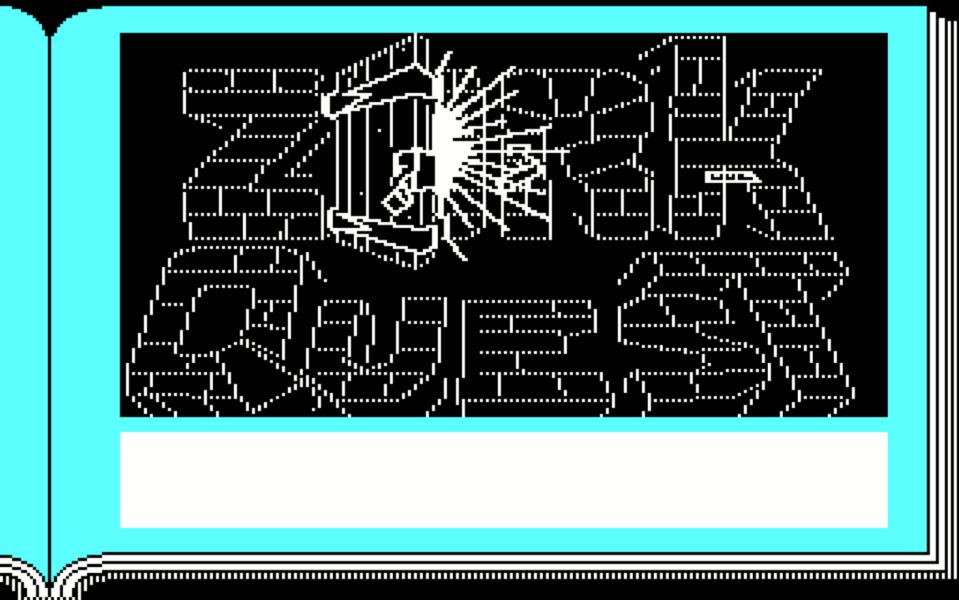 zork | text games